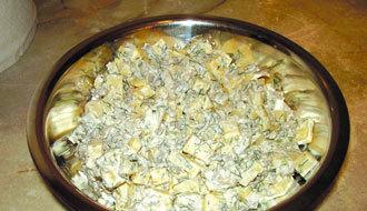 salatka pieczarkowa